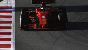 Ферари се отказаха от подобренията за Австрия