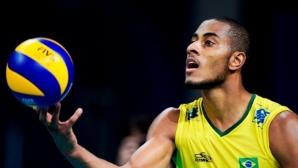 Рикардо Лукарели: Страхувах се да напусна Бразилия, но вече съм готов