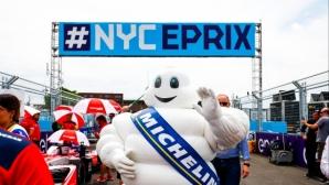 Формула Е с нов доставчик на гуми и батерии от сезон 2022/2023