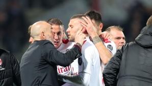 Милан иска да привлече Ребич за постоянно още сега