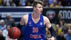 ЦСКА (М) повече няма да разчита на един от най-верните си играчи