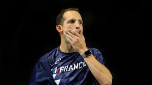 Рено Лавийени ще пропусне Диамантената лига в Цюрих поради контузия