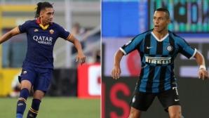 """Смолинг и Алексис ще останат в Италия само до края на сезона в Серия """"А"""""""