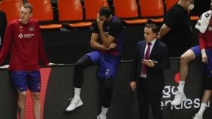 Никола Миротич е изпитвал физически проблеми преди сблъсъка с Баскония