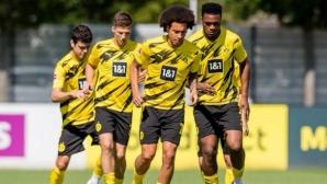 """Борусия (Дортмунд) показа своя """"наелектризиращ"""" нов екип"""