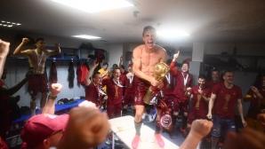 Спарта Прага спечели Купата на Чехия