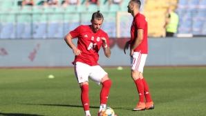 ЦСКА-София чака променени нови екипи