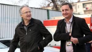 От Ботев (Пд) внесоха яснота около сагата с Никола Илиев и бъдещето на Ферарио Спасов
