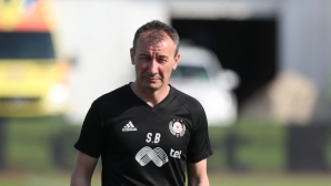 Белчев вече води тренировките на ЦСКА-София