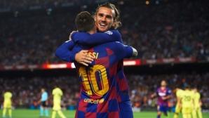 Бивш нападател на Барселона: От какво го е страх Гризман? От Меси, който е висок 1.50 метра и е половин аутист?