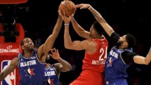 Треньорите в НБА определиха Идеалните отбори на защитниците
