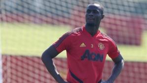 Юнайтед праща Байи под наем, Валенсия има интерес