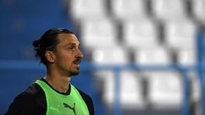 Ибрахимович ще замени Милан с Хамарби