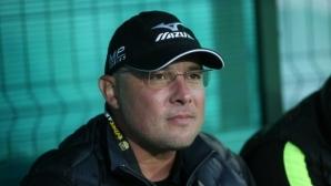 Букарев: Момчетата бяха поизплашени в началото