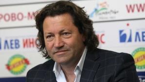 Николай Бухалов: Дано този коронавирус предизвика генерална промяна в отношението на държавата към спорта