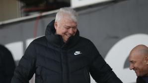 Христо Бонев: Цял Пловдив е възхитен от Крушарски, Гонзо и Акрапович