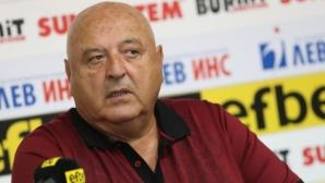 Стефанов: Левски е постигал най-големите си успехи, когато основното ядро на отбора е било от българи