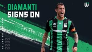 Италианският диамант на Уестърн Юнайтед ще продължи да блести за клуба