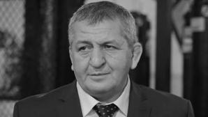 Бащата на Хабиб Нурмагомедов е починал от COVID-19