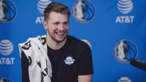 Лука Дончич: Баскетболът ми липсваше
