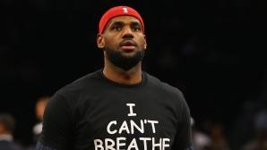 "Black Lives Matter ""превзема"" НБА, НФЛ и МЛБ"