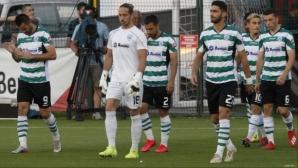 Поставиха футболистите на Черно море под карантина