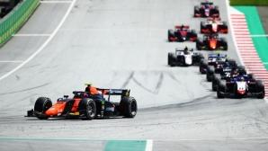 Новобранец с първа победа във Формула 2