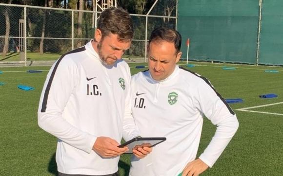 Треньор официално обяви раздялата си с Лудогорец