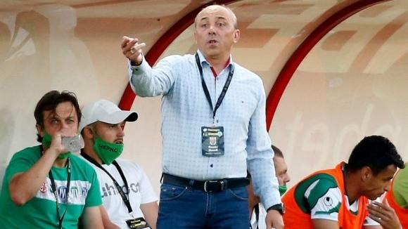 Илиан Илиев: Не съм се съмнявал, че момчетата ще покажат мъжество
