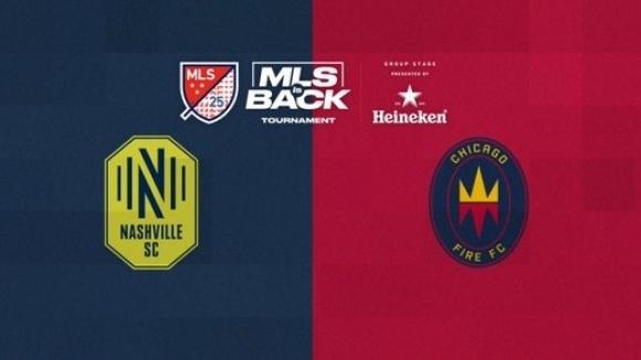 Първият мач на Нешвил в турнира MLS is back е отложен заради пет положителни проби за COVID-19