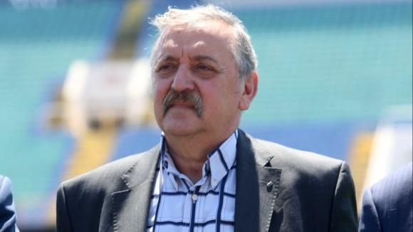 Призив към футболистите от проф. Кантарджиев