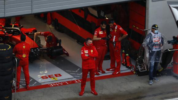 Третата тренировка за Гран При на Австрия все още не...