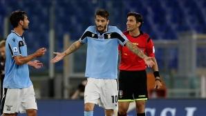 Игли Таре към играчите на Лацио: Горе главите, нищо не е решено
