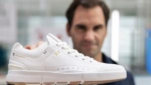 Федерер пусна своя линия спортни обувки