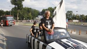 Крушарски: Не съм легенда! (видео)
