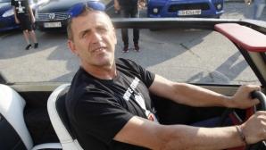 Акрапович: Хубаво се празнува с Крушарски, той винаги черпи