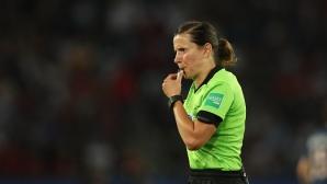За първи път в историята жена ще ръководи финала за Купата на Украйна
