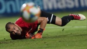 Макенджиев: Зависи от много неща дали ще остана в отбора