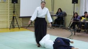 Теодора Стефанова: Битката със самия себе си - това е най-голямото предизвикателство в айкидо