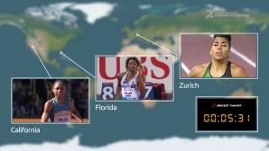 """""""Игрите на вдъхновението"""" ще съберат виртуално най-добрите в леката атлетика на 3 континента едновременно"""