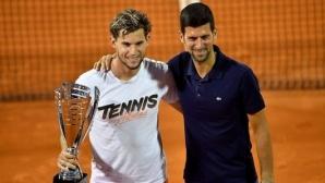 """Тийм: Трябва да жертваш добро класиране на US Open за """"Ролан Гарос"""""""