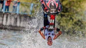 Джет ски шампионатът стартира този уикенд в Царево