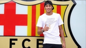 Барселона спечели важно дело, заведено от Сантос за Неймар
