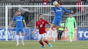 Мартинов: Няма разочаровани, просто няма постоянство в отбора