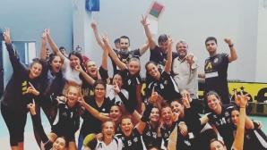Ахил надигра Славия с 3:2 на заключителният турнир при девойките U20 (видео)