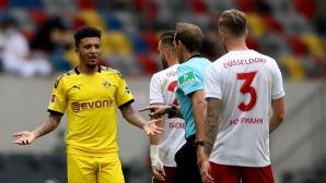 Продажбата на Санчо ще доведе до друг проблем, опасяват се в Дортмунд