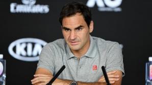 Федерер: Отказването е близо, тенисът страшно много ще ми липсва