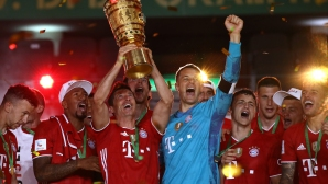Футболистите в Германия избраха най-добрите за сезона