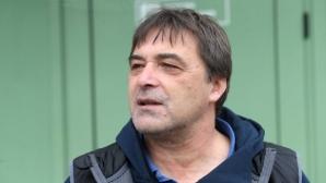 Георги Иванов с коментар за информациите, че става треньор на Левски