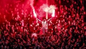 Феновете ще могат да се върнат на стадионите в Нидерландия